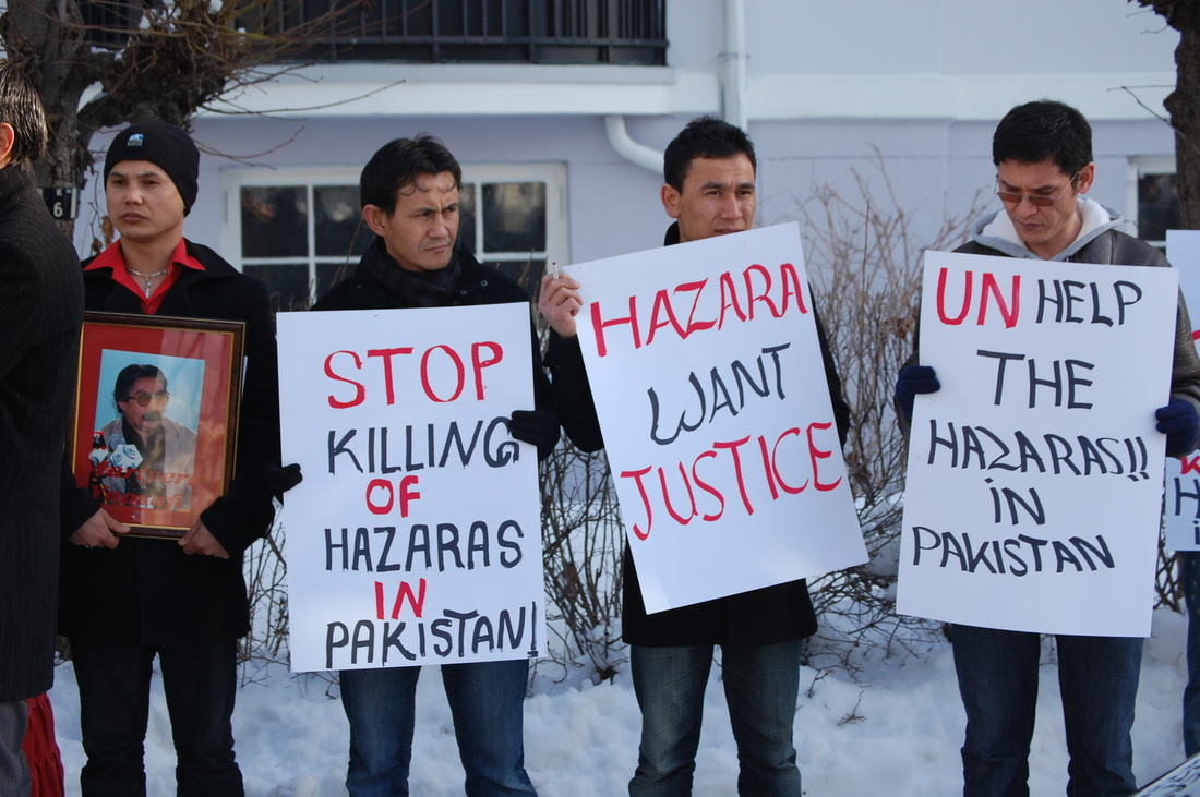 The Hazaras and Pashtuns in Afghanistan - English at JHSS